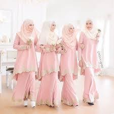 baju kurung modern untuk remaja 14 model baju kurung terbaru untuk wanita muslim modis