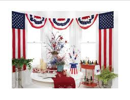Flag Ideas Other Creative Ideas For Decorating With Flags Banners And Bunting