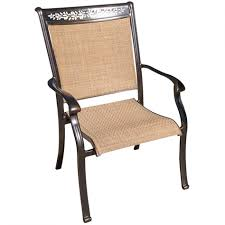 Aluminum Sling Patio Chairs Furniture Mercial Sling Patio Chairs Et U0026t Distributors Outdoor