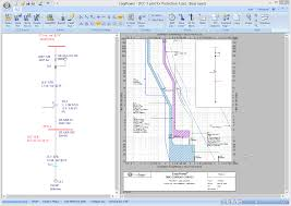 tcc south cus map arc flash analysis