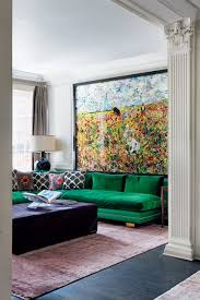 Corner Sofa In Living Room - green corner sofa living room ideas and designs houseandgarden