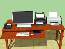 Ergonomic Home Office Desk by Amazing Of Ergonomic Office Desk Setup With Productivity And