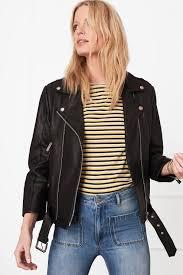 jacket moto anine bing cropped moto jacket