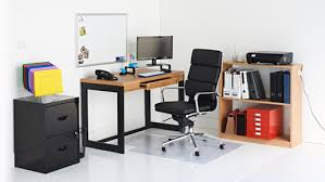 Officeworks Reception Desk Master Your Workspace Clearing The Clutter