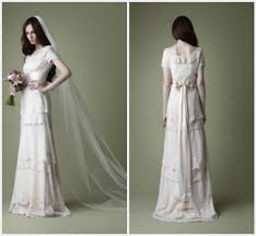 how to find beautiful vintage wedding dresses