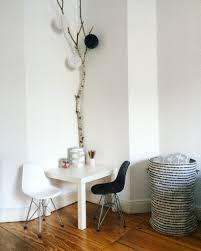 Wohnzimmer Deko Natur Innenarchitektur Kleines Tolles Birkenstamm Ins Wohnzimmer