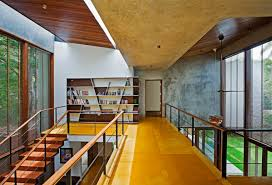 jaisalmer yellow sandstone floors accent this indian home