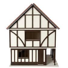 tudor home designs the stockwell tudor style dolls house kit dolls house kits 12th
