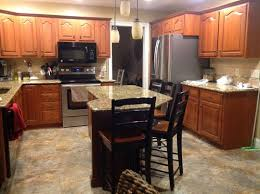 Update My Kitchen Cabinets How Can I Update Brighten My Kitchen Without Painting Cabinets