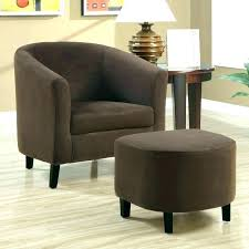 accent chair with ottoman chair and ottoman set wonderful accent chair and ottoman set