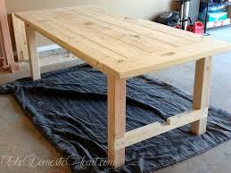 kitchen fabulous diy table legs table plan building a kitchen