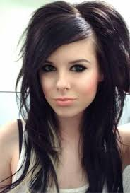 long emo hairstyles for girls pinterest u2022 the world u0027s catalog of