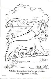 59 best coloring pages lineart disney lion king images on