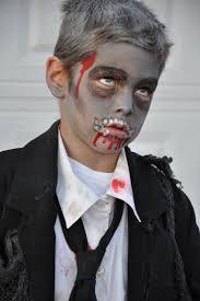 Zombie Halloween Costumes Kids 100 Halloween Zombie Makeup Ideas Kids 55 Scary