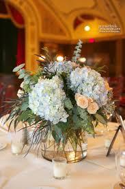 hydrangea wedding centerpieces blue hydrangea wedding centerpieces purple blue hydrangea wedding