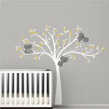 d o chambre b stickers arbre chambre bb fille