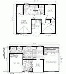 2 story floor plans two story style modular homes floor plans design inspiration