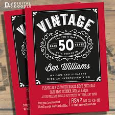 50th birthday invitations for him u2013 gangcraft net