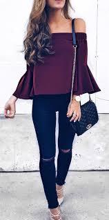 best 25 burgundy ideas on pinterest fall clothes cute