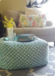 Ottoman Diy 15 Easy Diy Ottoman Ideas You Can Make On A Budget