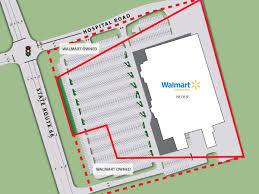 Walmart Floor Plan Net Leased Investment Property For Sale Walmart Supercenter