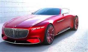 car mercedes red mercedes maybach vision 2016 official commercial new mercedes