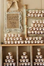 rustic wedding favors beautiful bridal rustic wedding favor displays