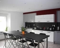 cuisines blanches et grises davaus decoration cuisine blanche et grise avec des idées