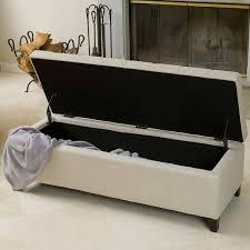 sofa ottoman storage seat storage ottoman leather tufted ottoman