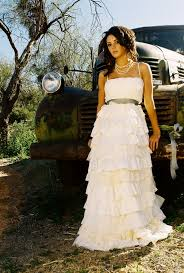 country dresses for weddings this would be if it were knee length and the sash was