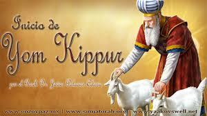 yom jippur inicio de yom kippur 2016 5777 por el roeh dr javier palacios