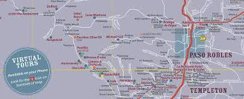 paso robles winery map explore paso robles wine country from your