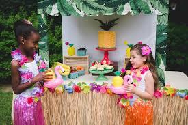 luau party hawaiian luau party via blossom