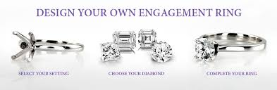 build engagement ring create your own engagement ring lovely can you build your own