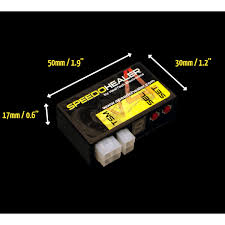 healtech speedohealer calibrator v4 for cb600f hornet 03 06