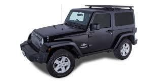 jeep wrangler 4 door pickup rhino rack pioneer platform 52x56 2 door ja8330
