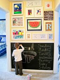 Paint Ideas For Kids Rooms by Best 25 Chalkboard Wall Playroom Ideas On Pinterest Framed