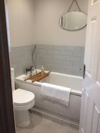 Small White Bathrooms Grey And White Panelled Bathroom Bathroom Decorating Style At