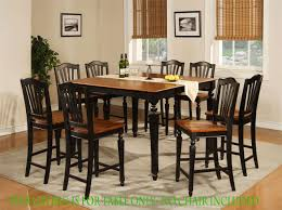 counter height dining table sets with bench bench decoration