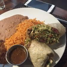 luna modern mexican kitchen chimichanga looking so fancy carnitas inside really good yelp