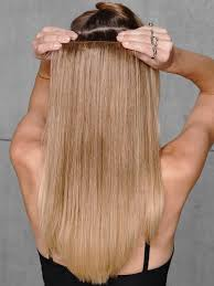 How To Make A Halo Hair Extension by 20