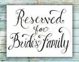reserved signs for wedding tables wedding table signs template gidiye redformapolitica co