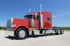 used peterbilt trucks for sale 2017 peterbilt 389 owner operator 23 gauges platinum