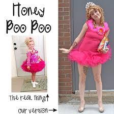 Boo Halloween Costume Honey Boo Boo Costume Hilarious Costume Ideas