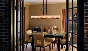 Linear Chandelier Dining Room Awesome Linear Dining Room Chandeliers Stunning Chandelier