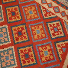 Persian Kilim Rugs by 12517 Kilim Rug Iran Persia 4 9 X 4 6 Ft 149 X 141 Cm