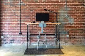 make a stand up desk better working longer living simplified