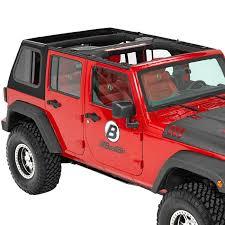 jeep wrangler unlimited softtop 2016 jeep wrangler jk umlimited bestop black twill trektop pro