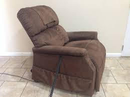 Used Lift Chair Recliners For Sale Used Golden Technologies Comforter Pr505m Maxicomfort Lift Chair