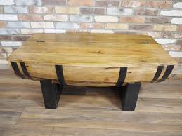 coffee table appealing yellow coffee table designs yellow end furniture wooden barrel coffee table for rustic living room